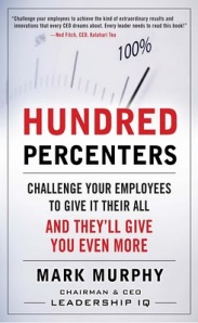 Hundred Percenter by Mark Murphy